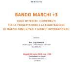Seminario Bando Marchi PIU 3